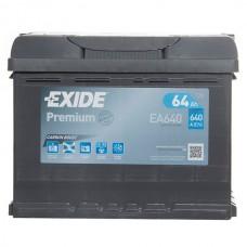 EXIDE AK-EA640