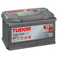 AK-TA722 Tudor High Tech 12V/72Ah/ 720A