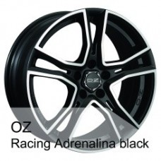 OZ Racing AdrenalinaBlack R-17